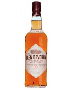 WHISKY GLEN DEVERON 10 AÑOS 5CL Mini