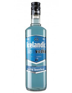 VODKA ICELANDIC BLUE 70CL