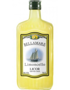 LIMONCELLO BELLAMARE 70CL