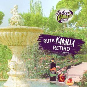 Un reto para los amantes del vermut en el Retiro de Madrid gracias a Dulce&Kanalla