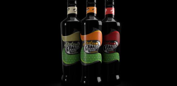 El primer vermut de naranja lanza su nueva botella con diseño mejorado