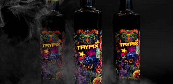 Llega, TrypiX, la nueva revolución de los licores en España