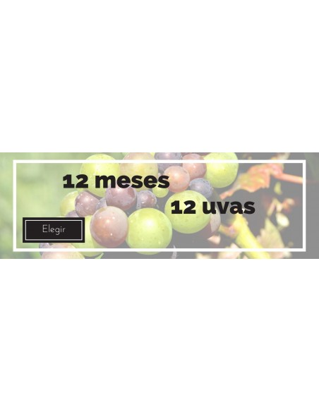 12 meses 12 uvas